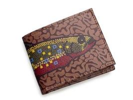 Cattamarra Brook Trout Wallet