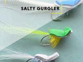 Fly Tying Kit - Salty Gurgler