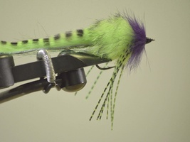 Fly Tying Kit - EP Pike Bunny