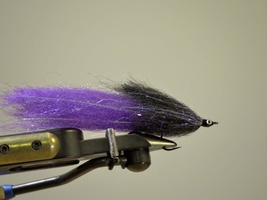 Fly Tying Kit - EP Pike Purple Dude