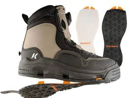 Korkers WhiteHorse Boots 7