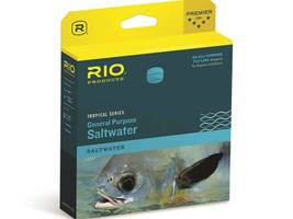 Rio Tropical Saltwater Clear Tip
